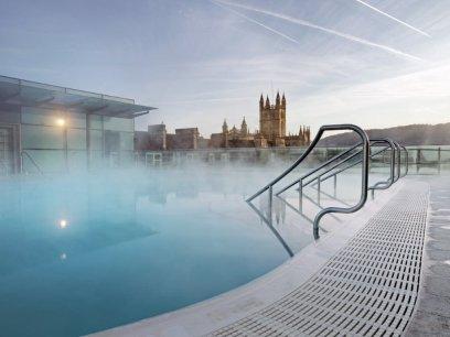 Bath, Anglija: The Thermae Bath Spa