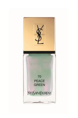 YSL Beauty La Laque Couture, Peace Green (yslbeautyus.com)