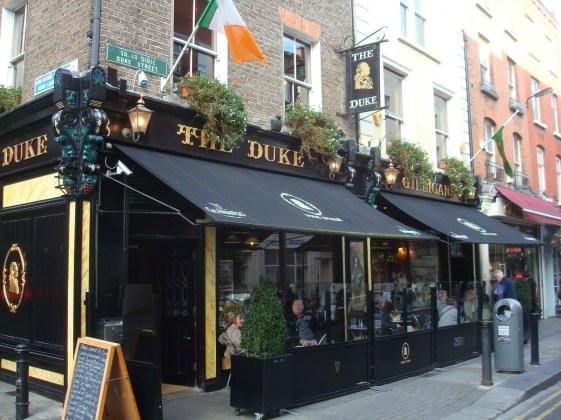 Literarni pub The Duke
