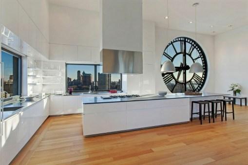 Neobičajen veličasten penthouse v Brooklynu