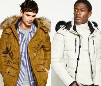 Modne moške zimske jakne 2016