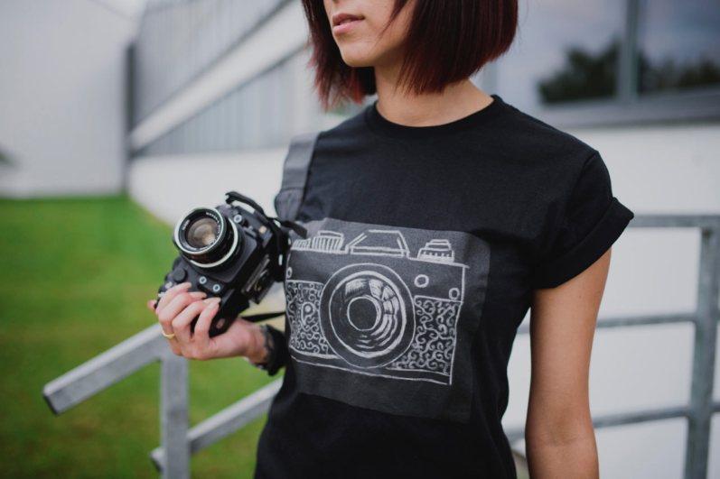 Challky je najbolj personificirana majica na svetu.