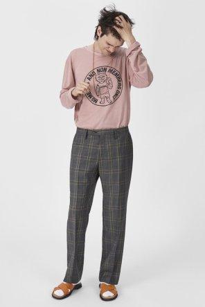 Stella McCartney - moška kolekcija oblačil SS17 za pomlad 2017
