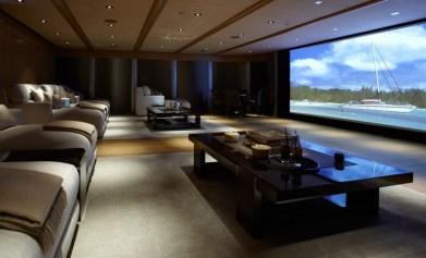 Prostoren domači kino
