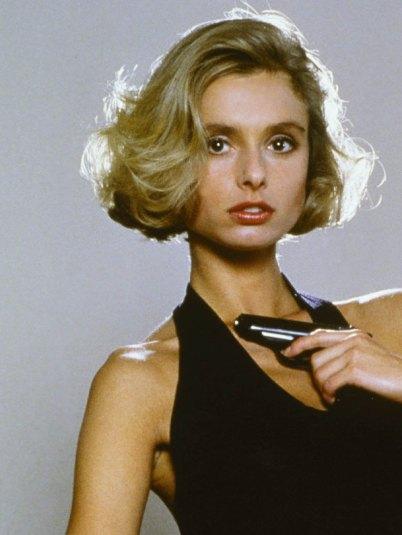 1987: Maryam d'Abo kot Kara Milovy (Dih smrti)