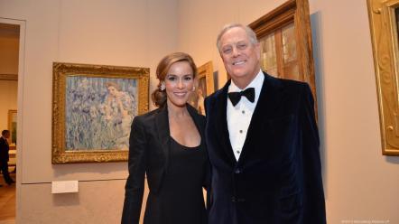David in Julia Koch