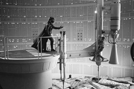 Star Wars: Episode V – The Empire Strikes Back (Vojna zvezd: Epizoda V –– Imperij vrača udarec, 1980)