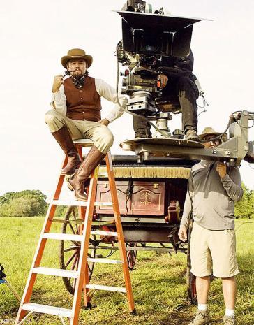 Django Unchained (Django brez okov, 2012)