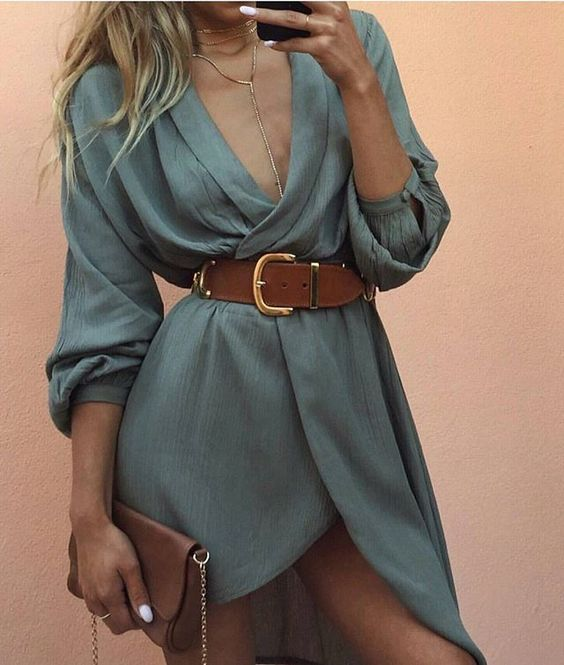 Udobna obleka za vsak dan