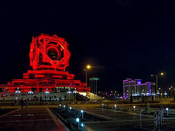 Poročna palača, Ašgabat (Turkmenistan)