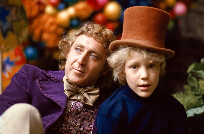 Njegov najljubši film je Willy Wonka & The Chocolate Factory (Willy Wonka in tovarna čokolade, 1971).