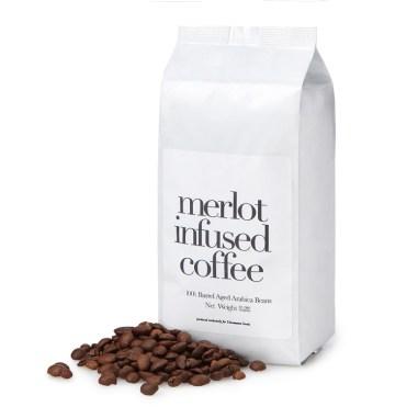 Kava z okusom po merlotu.