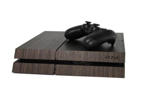 Leseno ohišje za Playstation