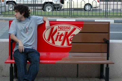 Čokoladica KitKat