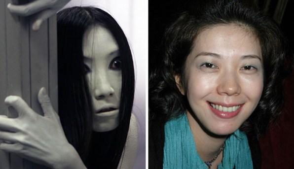 Kayako – Takako Fuji (The Grudge, 2004)