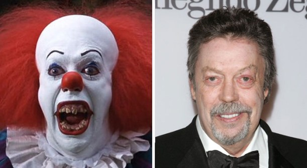 Pennywise – Tim Curry (It, 1990)