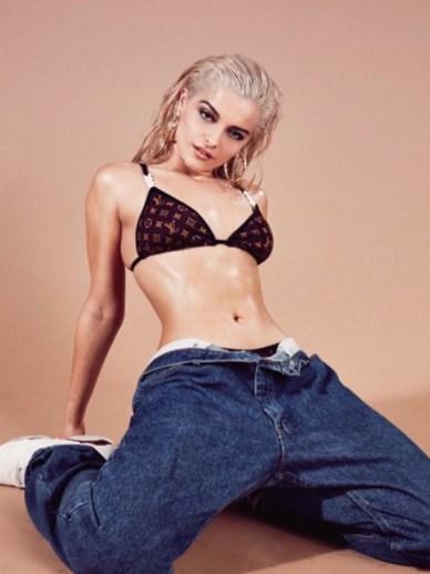 Najbolj seksi vzhajajoča zvezda: med pevkami Bebe Rexha
