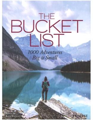 Knjiga The Bucket List: 1000 Adventures Big amd Small