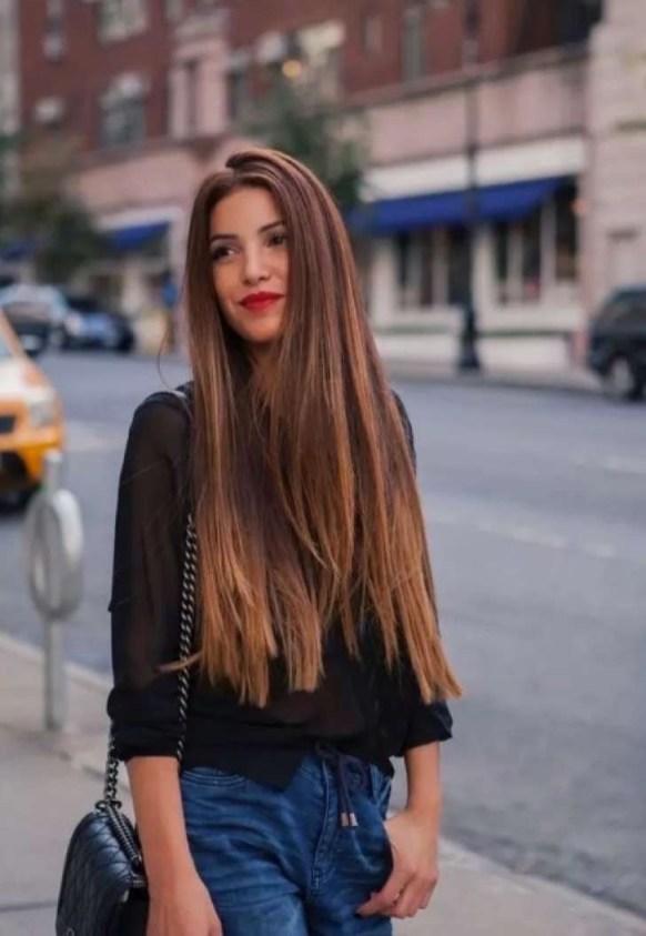 19 deklet, ki navdihujejo s svojimi dolgimi lasmi: Nosite jih s samozavestjo.