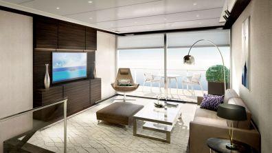 Ekskluziven hotel na vodi: Ritz-Carlton Yacht
