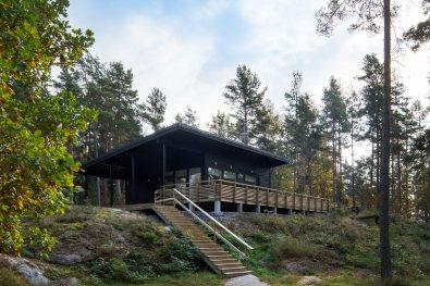 Sanjske finske hiške za drobiž