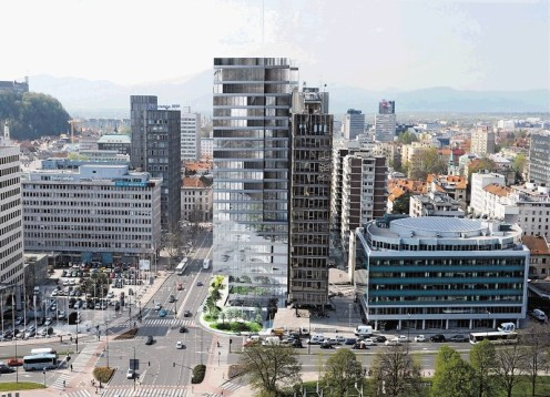Hotel InterContinental Ljubljana