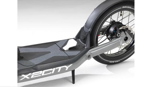 Skiro BMW X2City