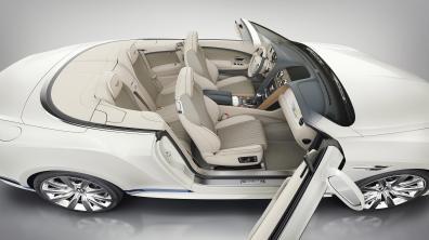 Bentley Continental GT Convertible Galene