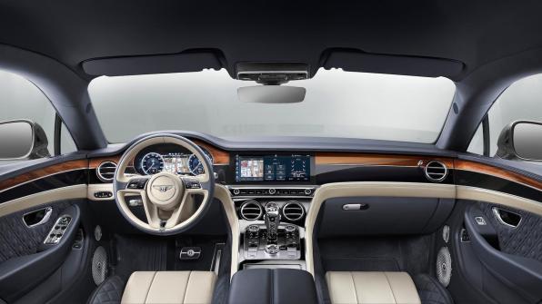 Bentley Continental GT (2018)