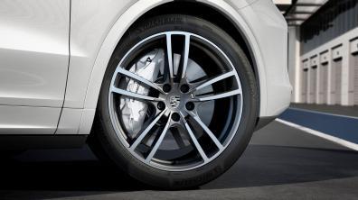 PNovi Porsche Cayenne Turbo (2019)