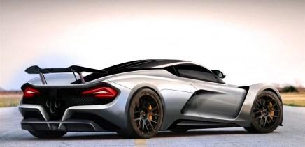 Hennessey Venom F5: najboljši hiperšportnik