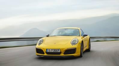 Porsche 911 Carrera T (2018): ko je manj več
