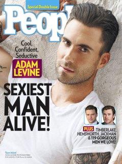 2013, Adam Levine