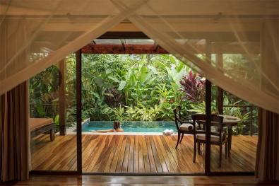 9. Nayara Springs – La Fortuna de San Carlos, Kostarika