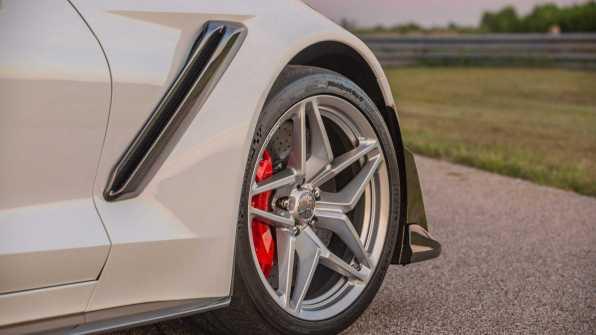 Chevrolet Corvette ZR1 HPE1200 Hennessey