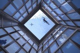 Compass Pools Infinity London