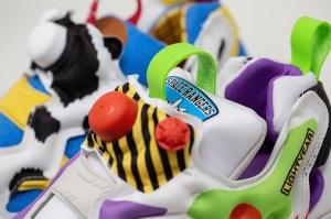 Reebok X Bait Toy Story 4 Instapump Fury