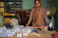 Soap distribution in Lord shiva School 1