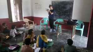 Activities in Rural School 2
