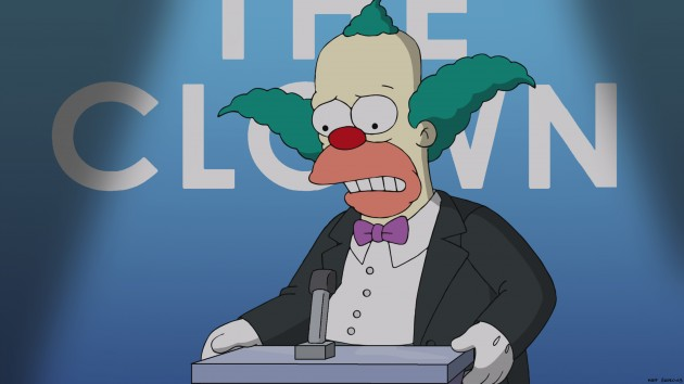Hey-HEY! Is The Simpsons About To Kill Off Krusty The Clown?