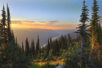 © Yvonne von Allmen, Kanadische Rockies