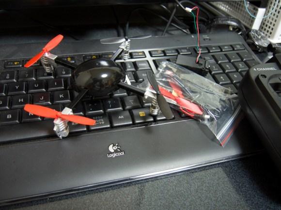 micro drone 1