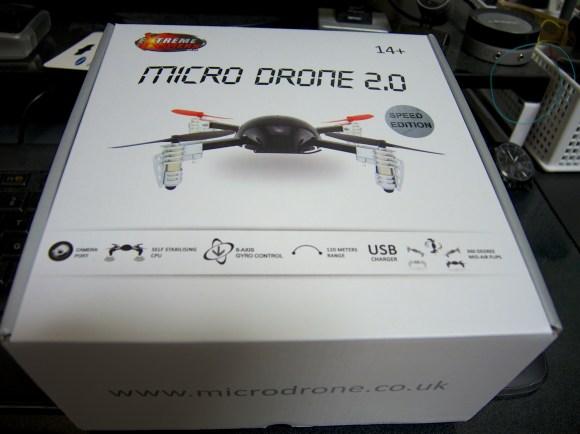micro drone 2