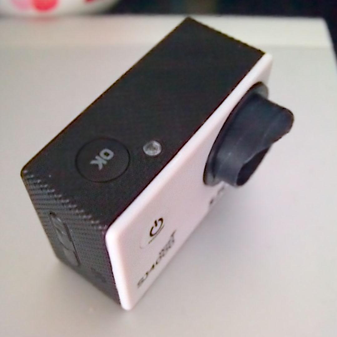 SJACAM SJ4000WiFiのWiFi機能の使い方。(アプリバージョン変わったので再度まとめ直し)