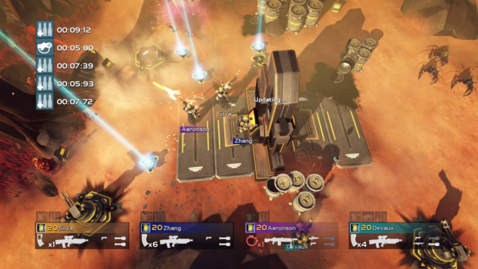 Bunneh3000 has played a bit of HellDivers and discusses the game for a bit as he played it on the PS Vita.