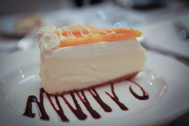 Mango Cheesecake - Spanish Court