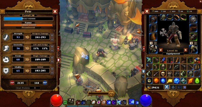 Torchlight-2-New-Interface