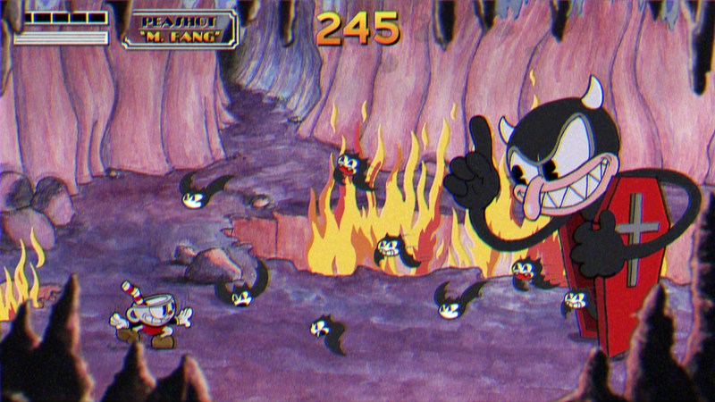 Studio MHDR is putting together a unique platformer with the art stylings of 1930's Disney as its canvas (pic courtesy of giantbomb.com)