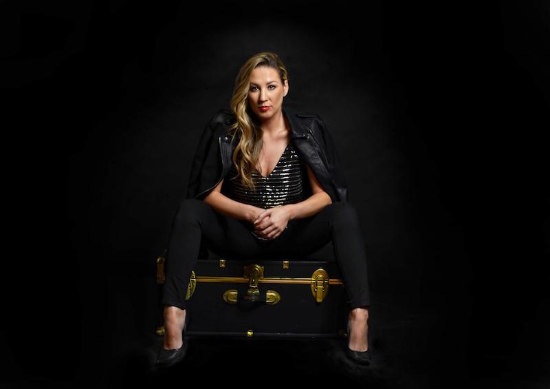 Jennifer Horton All Black Glam Shot