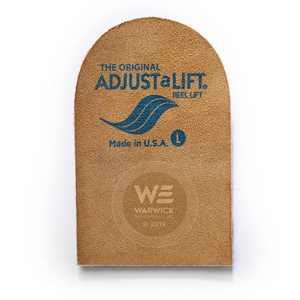 Adjust-A-Lift Heel Lift | Warwick Enterprises